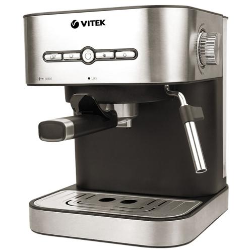 Обзор Vitek VT-1526 – третьей рожковой кофеварки бренда с ...